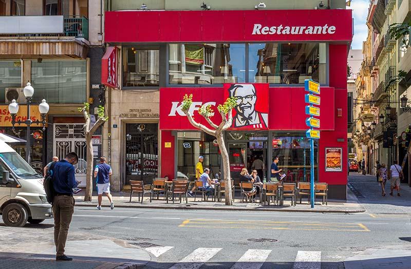 KFC Rambla de Alicante